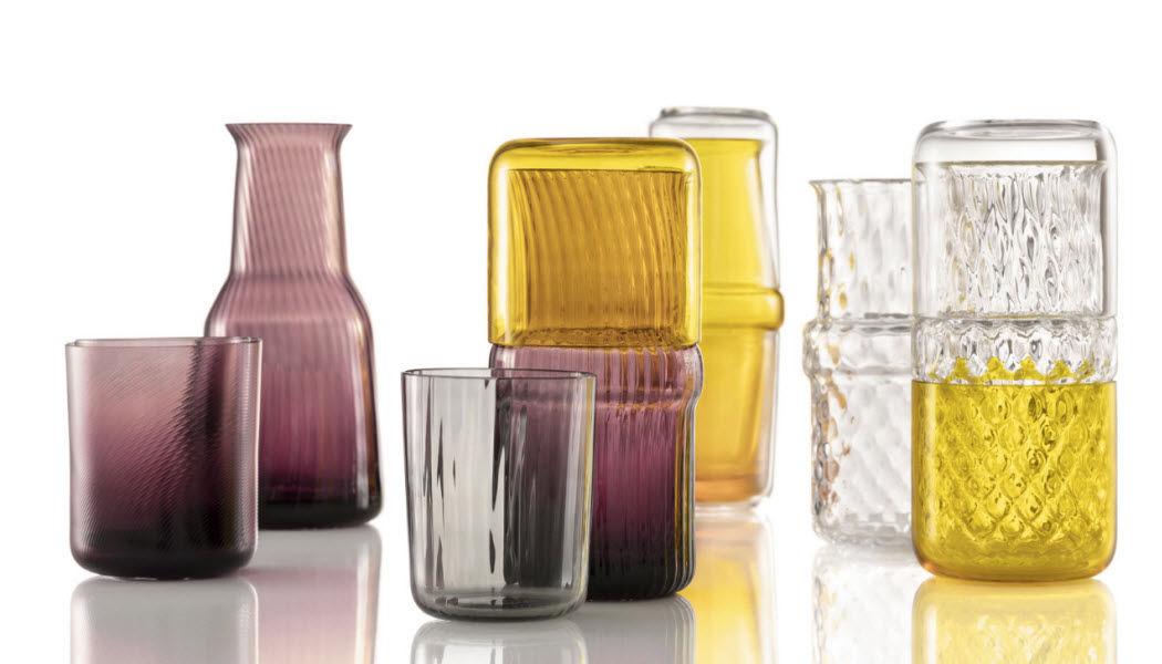 MARCO ZITO Night carafe Bottles & Carafes Glassware   