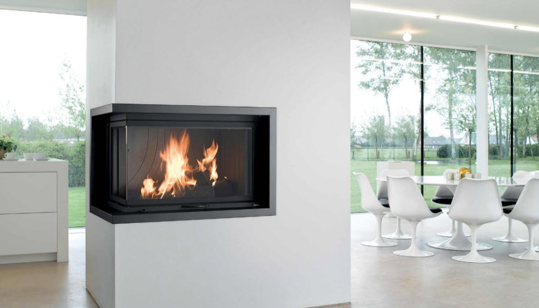 Richard Le Droff Closed fireplace Fireplaces Fireplace  |
