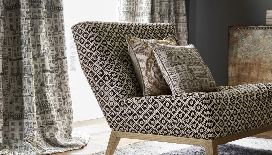 JAMES HARE Jacquard Furnishing fabrics Curtains Fabrics Trimmings  |