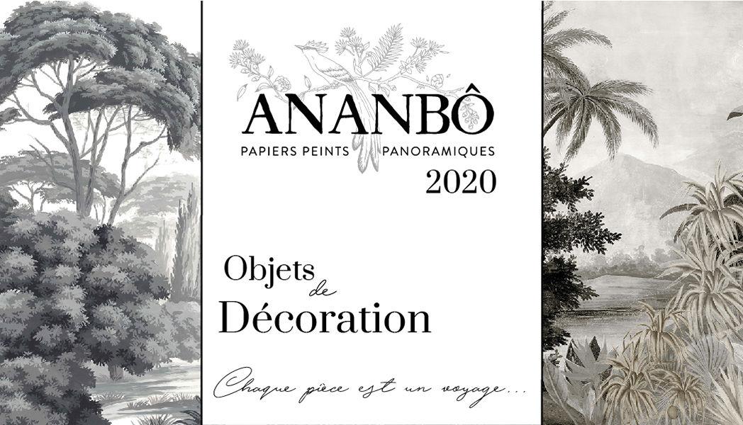 Ananbô Panoramic wallpaper Wallpaper Walls & Ceilings   