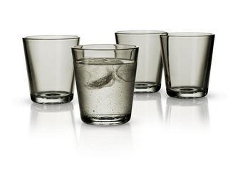 Eva Solo - 4 verres gobelets thermorésistants - Glass