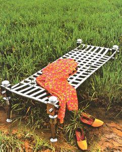ALEX DAVIS - my lazy garden - Outdoor Bed