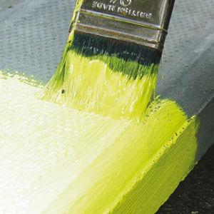 Exterior floor paint