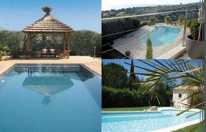 Odalia Polyester pool
