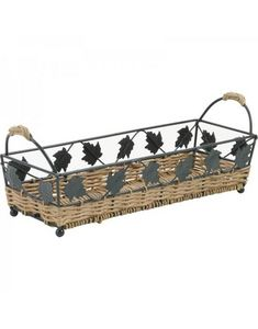 Vanneries De Villaines Wicker basket
