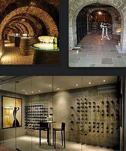 Douelledereve Layout of architect Bars Restaurants