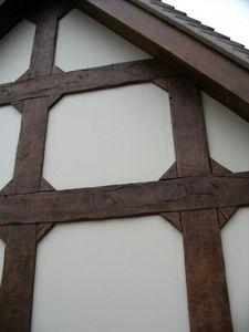 Oakleaf Half timbering
