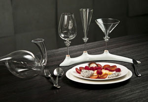 Various Table Glassware