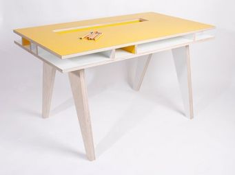 BUISJES EN BEUGELS -  - Children's Desk