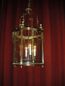 Philippe de Beauvais - lanterne - Lantern