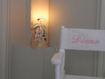 TOUCH OF LIGHT -  - Children's Table Lamp