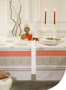 Nydel - flocons - Christmas Tablecloth