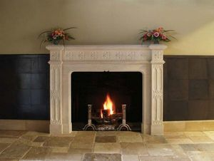 After The Antique -  - Open Fireplace