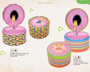 Ulysse -  - Children's Music Box