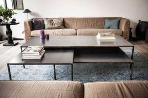 ADRIAN DUCERF - kleber - Rectangular Coffee Table