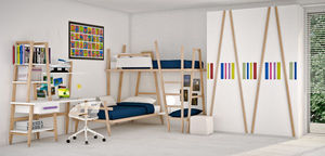 Cia International - allwood - Children Bunk Bed