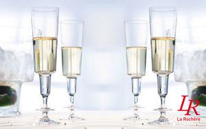 La Rochere - duo - Champagne Flute