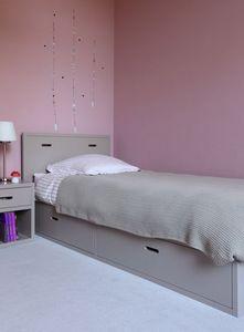 MADAKET -  - Children's Bed With Drawers