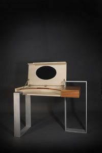DAAN KOERS - coiffeuse monolithe - Dressing Table