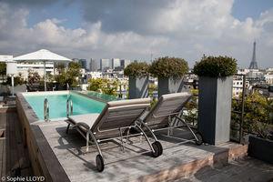 Christian Fournet -  - Decked Terrace