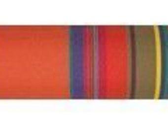 Les Toiles Du Soleil - métrage tangerine - Fabric By The Metre