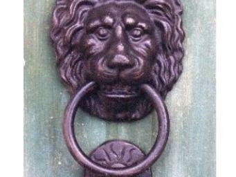 Replicata - türklopfer löwe.. - Doorknocker
