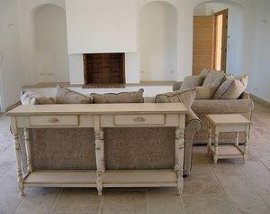 Coup De Soleil - roussillon - Sofa Back Table