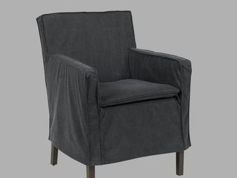 BLANC D'IVOIRE - jil - Armchair