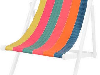 Artiga - toile artiga boucau pour chilienne 118x42cm - Deck Chair