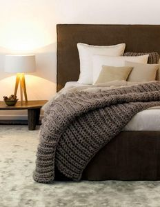 LUIZ - truffles - Coverlet / Throw