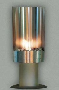 ALFRA FRANCE - rexus - Flueless Burner Fireplace
