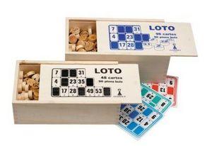 Jura buis - loto- - Parlour Games