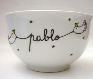 JUDITH LEVIANT - pablo - Cereal Bowl