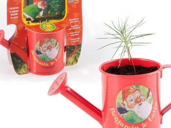 Radis Et Capucine - son sapin à faire pousser dans un arrosoir décorat - Interior Garden
