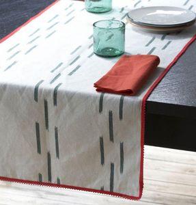 A CASA BIANCA -  - Dining Table Runner
