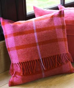 Anta Scotland -  - Square Cushion