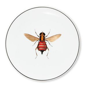 ANIMAL FABULEUX - histoire naturelle 4 - Dessert Plate