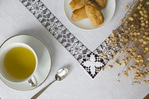 CASTELUX -  - Square Tablecloth