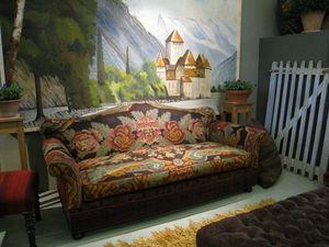 Du Long et du Lé -  - 3 Seater Sofa