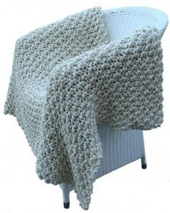 ALIKA HOME -  - Blanket