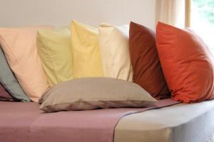 NUIT DES VOSGES -  - Pillowcase