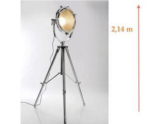 Kare Design - lampadaire deluxe studio - Floor Lamp