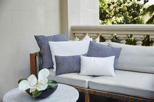 A CASA BIANCA -  - Rectangular Cushion