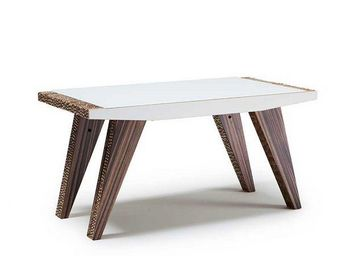 Corvasce Design - moku scrivania in cartone - Desk
