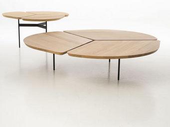 Airborne - miss trèfle xxl - Round Coffee Table