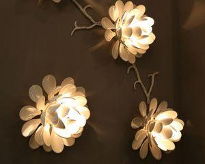 Art Et Floritude -  - Wall Lamp
