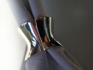LAURET STUDIO -  - Napkin Ring