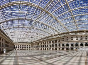 GLASSOLUTIONS France -  - Glass Roof