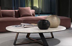 Meridiani -  - Oval Coffee Table