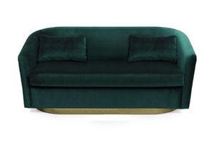 BRABBU - earth - 2 Seater Sofa